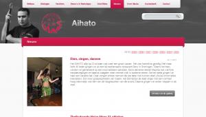 Aihato - News - 2010