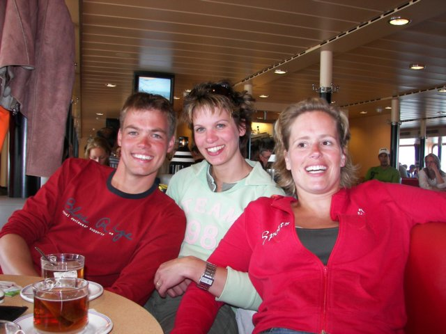 "2006 ""Oelebred"" School trip: Even more happy teachers."